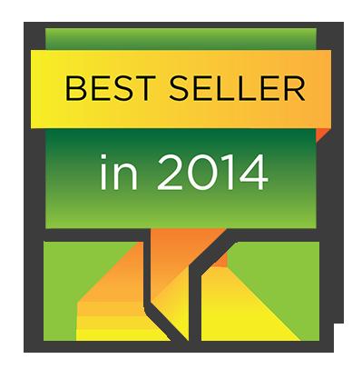 best seller green