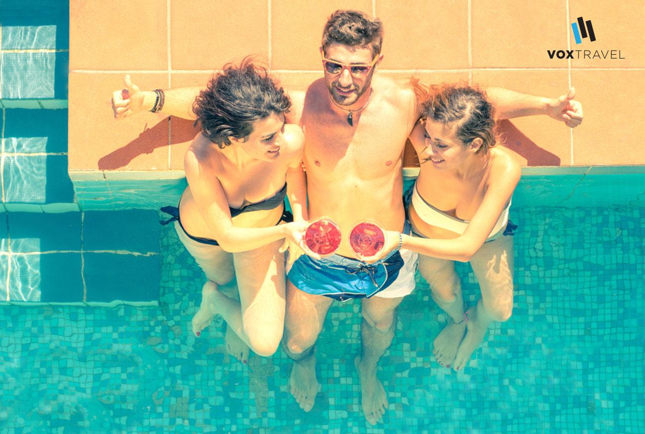 pool sex parties