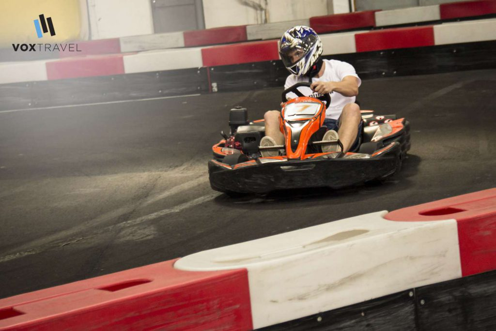 Bratislava Karting Action Racing